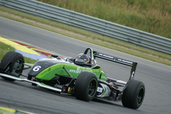 Formel 3 KOB Brawoliner in Most 2012