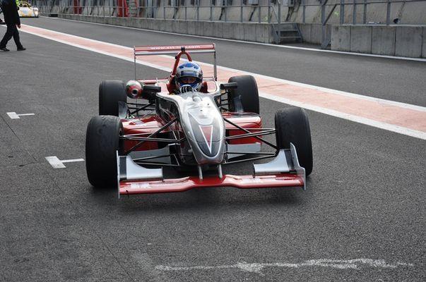 Formel 3 Spa Belgien CR Raceteam
