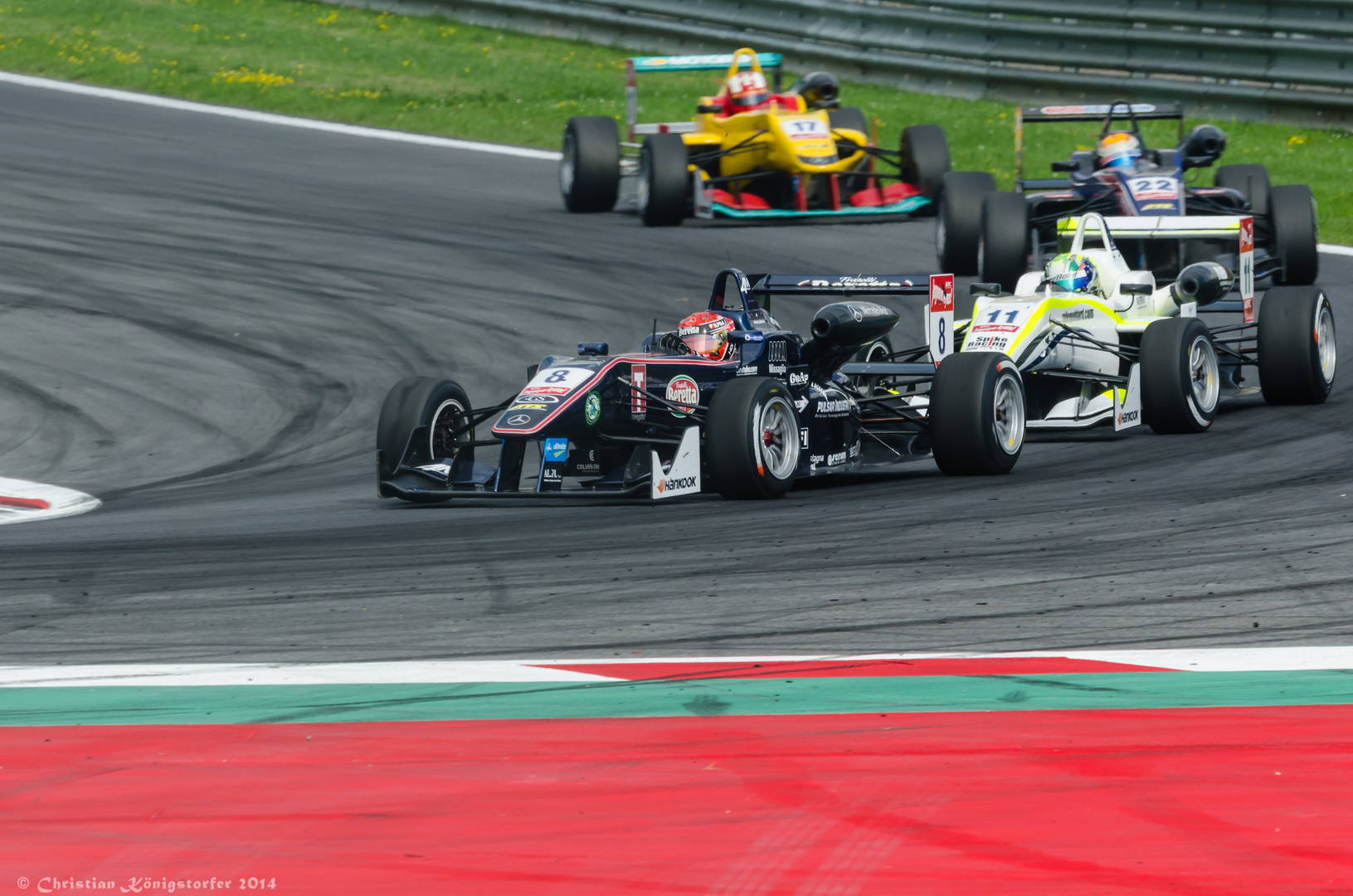 Formel 3 - Spielberg 2014