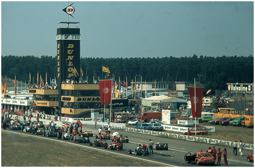 Formel-Sport Hockenheim damals