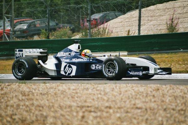 Formel1 BMW 2003 Nürburgring