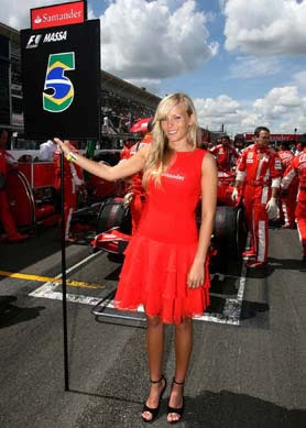 Formel1 Silverstone 2007