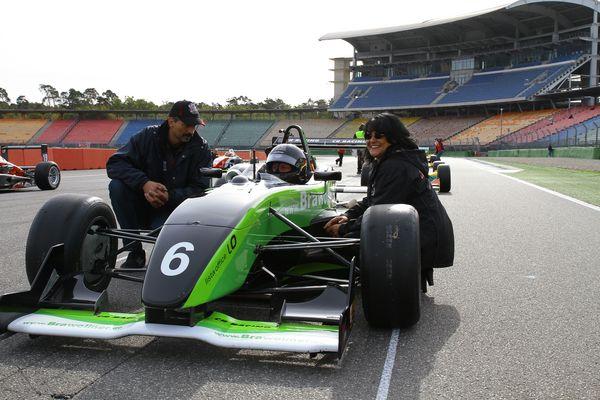 Formel3 Andreas Germann CR Racing Team Dallara F 305