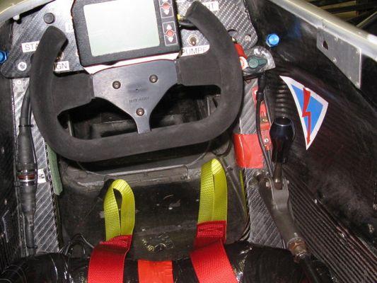 Formel3 Cockpit Dallara F399