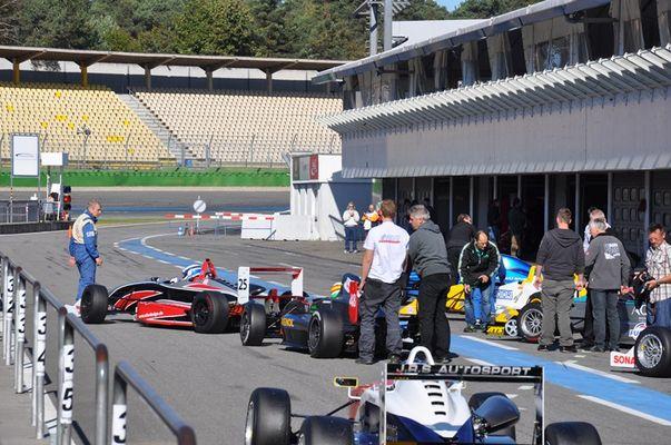 Formel3 CR Raceteam Hockenheim 2011