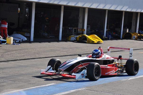 Formel3 CR Raceteam Hockenheim