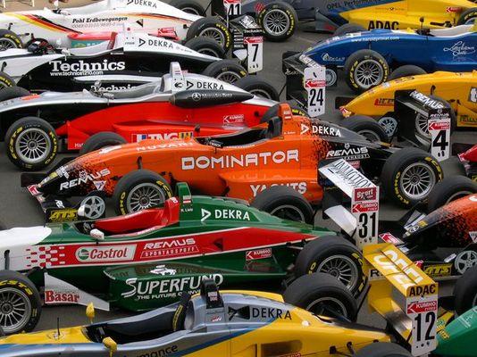 Formel3Parkplatz!!!