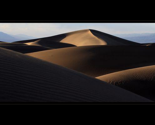 Formen aus Sand....