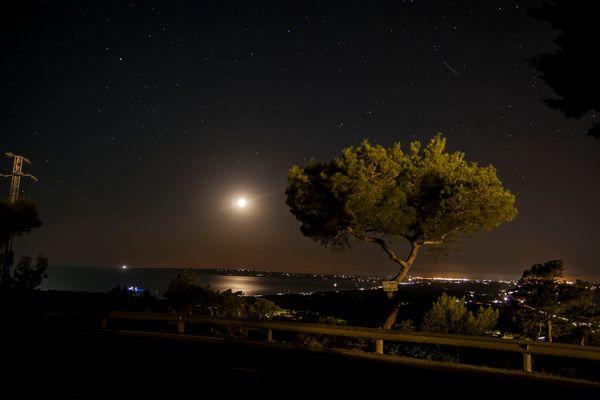 Formentera bei Nacht