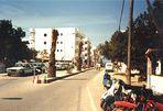 FORMENTERA - Pujols - 1985 - Das Jahr in dem die Palmen gepflanzt worden sind