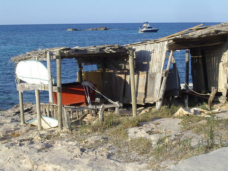 Formentera - Unterschlupf