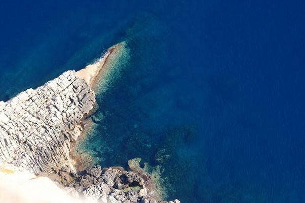 Formentor : Blick von der Klippe 2