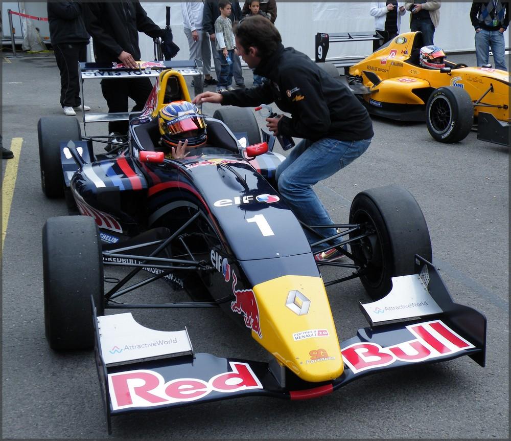 Formule Renault 2.0 WEC: