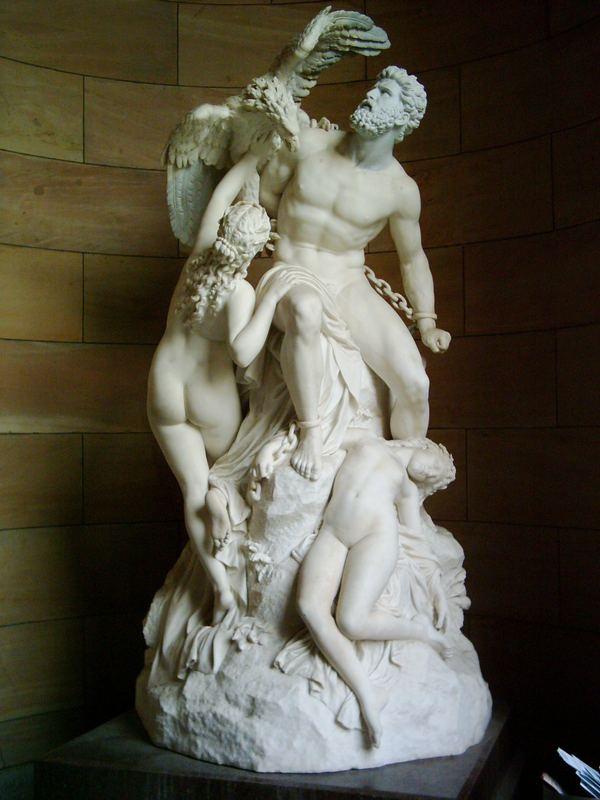 Formvollendete Schönheit in Alabaster