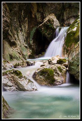 Forra di Rio Freddo - Parco del Monte Cucco