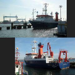 """Forschungsschiff """"Alkor"""""""