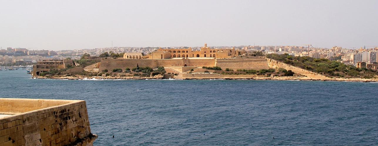 Fort am Mittelmeer