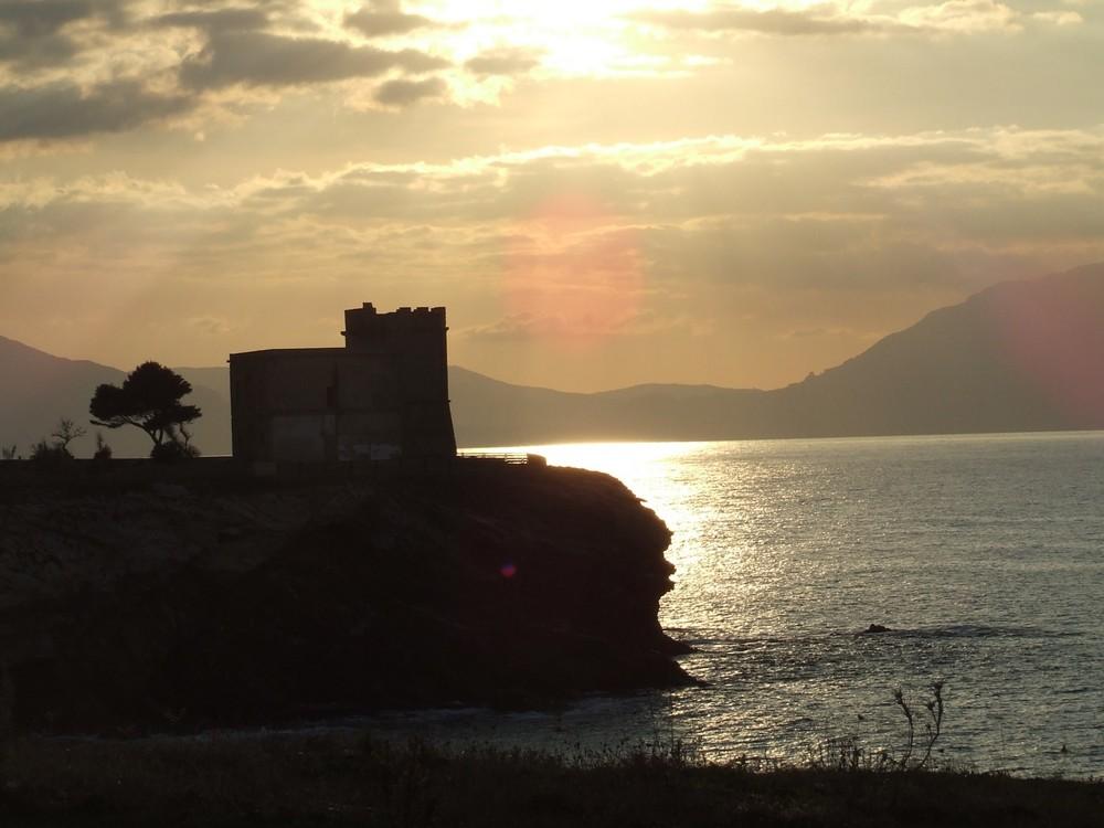 Fort Byzantin terrasini - Sicile