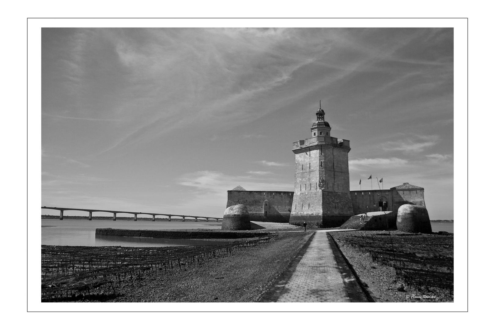 Fort Louvois (Charentes Maritimes)