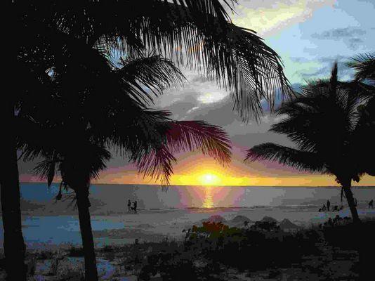 Fort Myers Beach am 31.12.2004