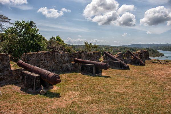 Fort San Lorenzo...