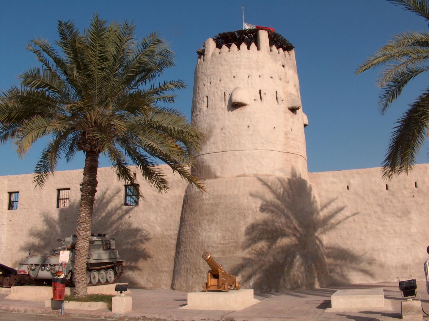 Fort von Umm al Qumein