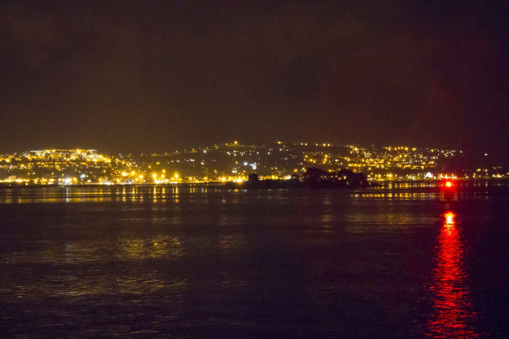 Fort William bei Nacht