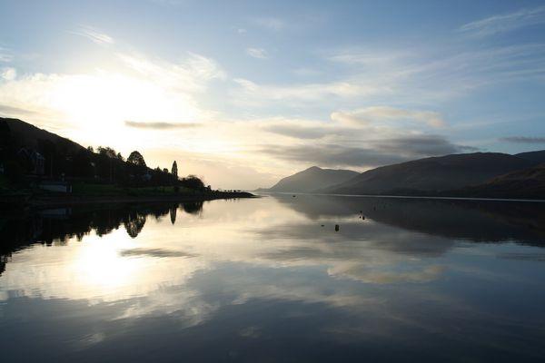 Fort William, Loch Linnhe