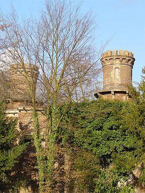 Fort X in Köln - 2