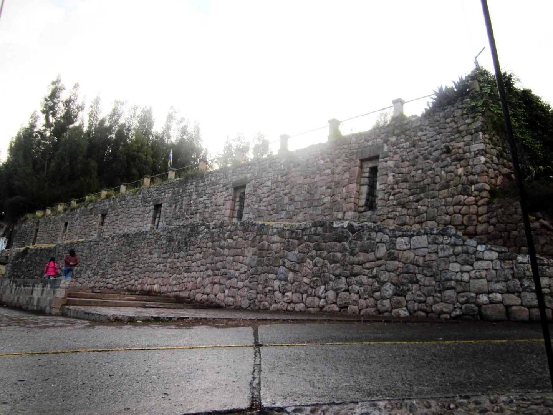Fortaleza en Cusco