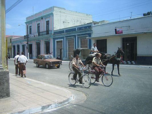 Fortbewegung auf Kuba
