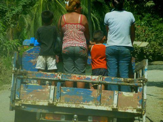 Fortbewegung in Costa Rica