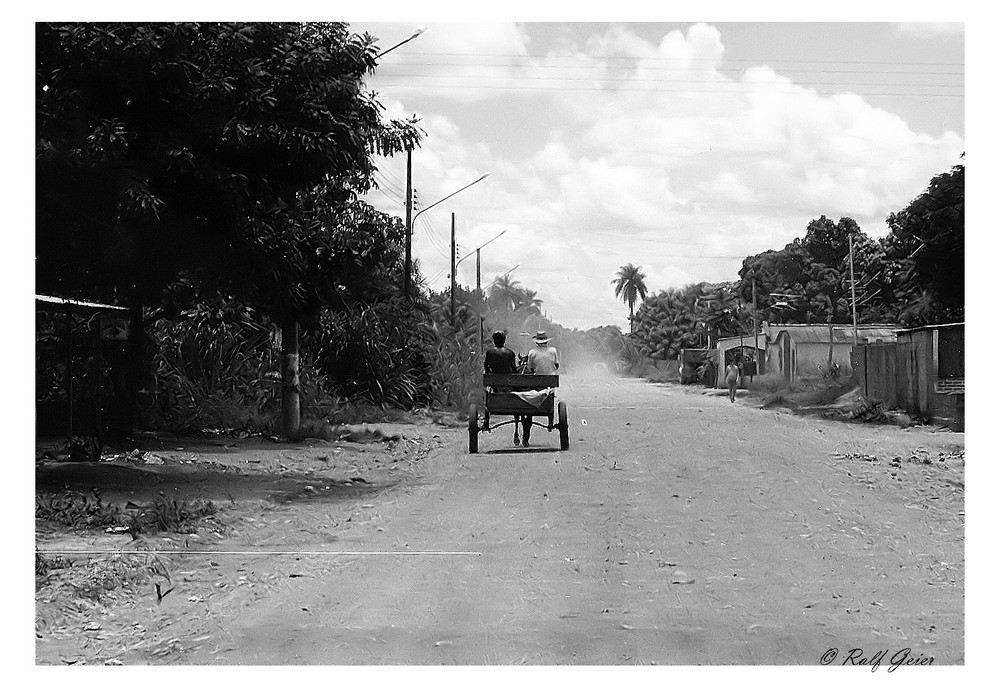 Fortbewegung in Cuiabá