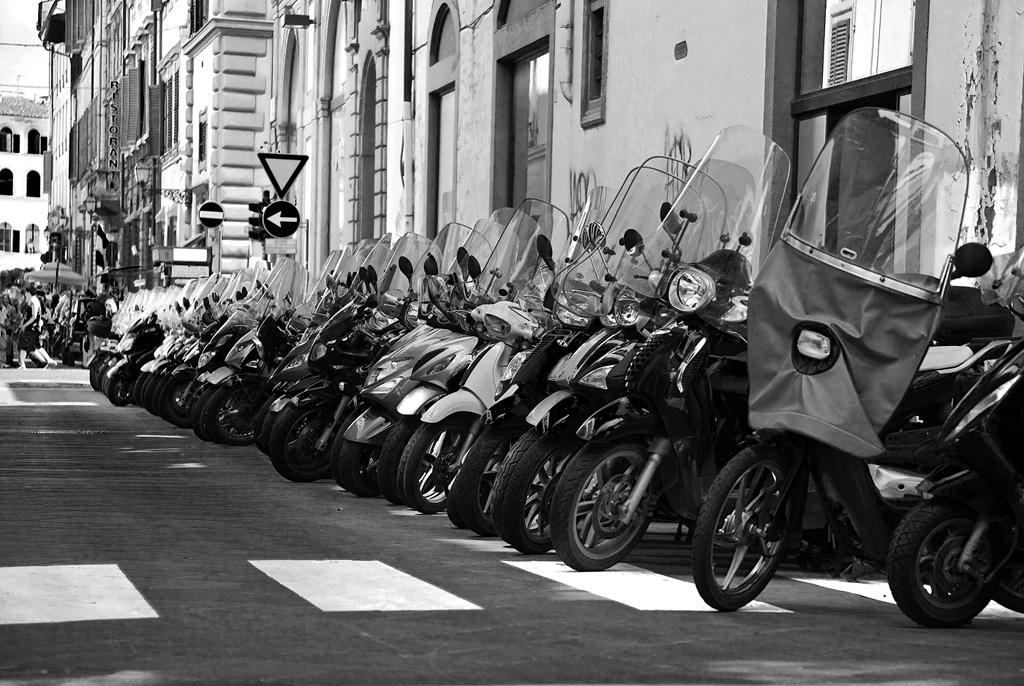 Fortbewegung in Florenz