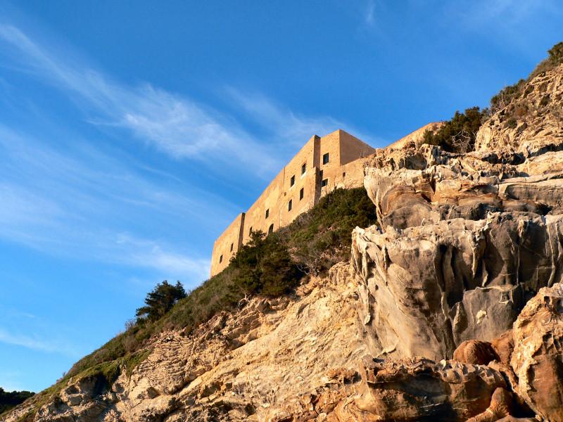 Forte delle Rocchette bei Castiglione della Pescaia