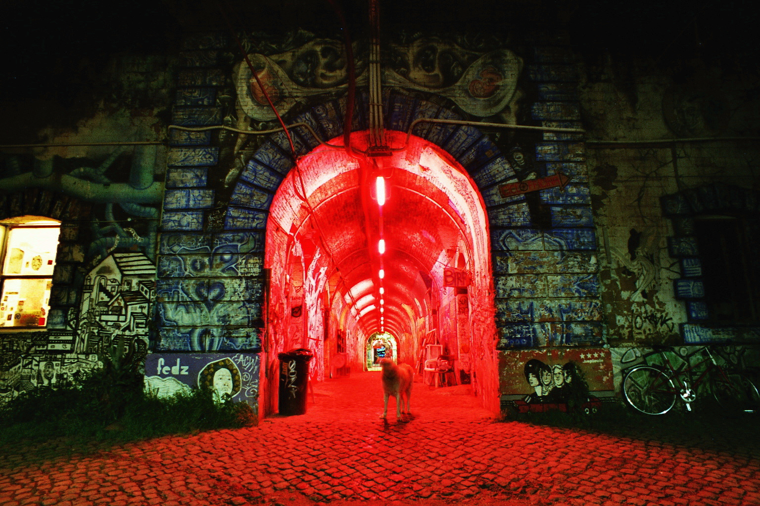 Forte Prenestino in Rome