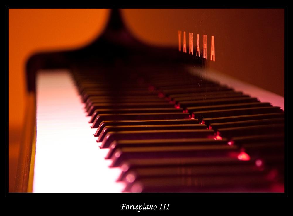 Fortepiano III