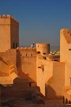 Forteresse de Nakhl, Sultanat d'Oman.