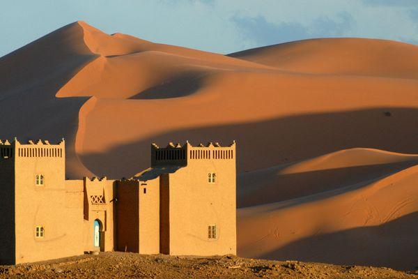 Fortezza nel deserto