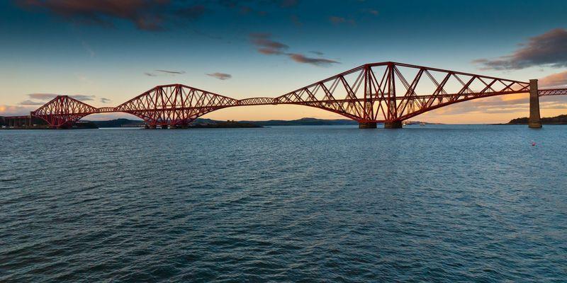 Forth Rail Bridge ... Classic