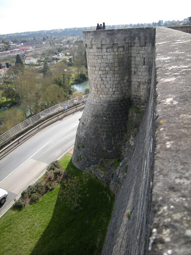 Fortification de Poitiers