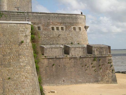 Fortification vauban FOURAS