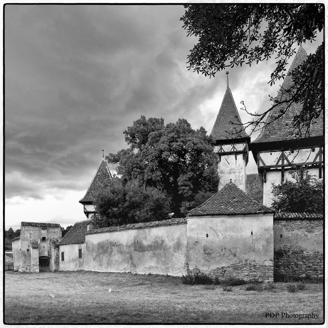 Fortified Church, Romania