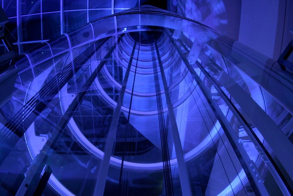 "Forum Confluentes ""Space blue"""
