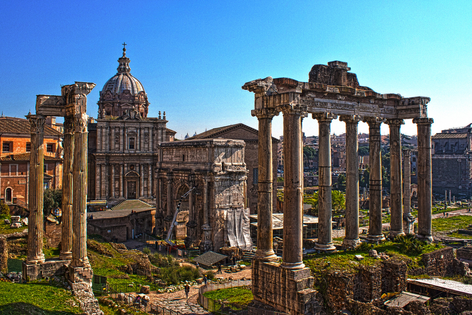 Forum Romanum 2011