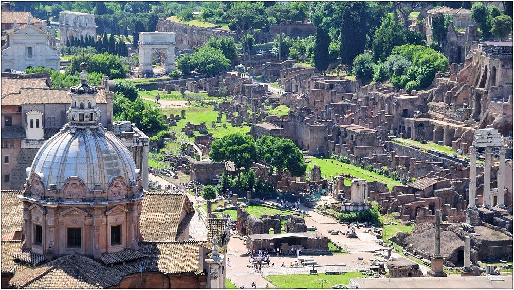 ... Forum Romanum ...