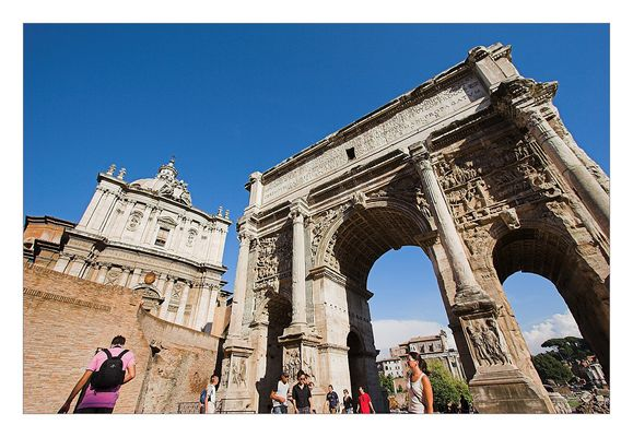 Forum Romanum .. No.1