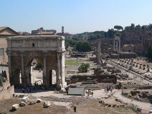 Forum Romanum Vol. 1