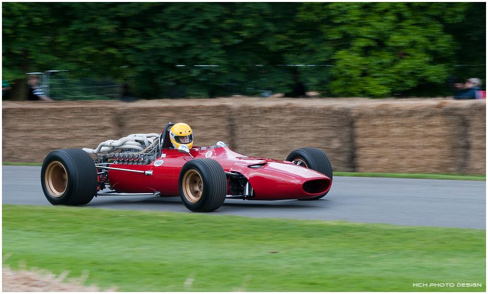 FoS 2012 / Ferrari 312