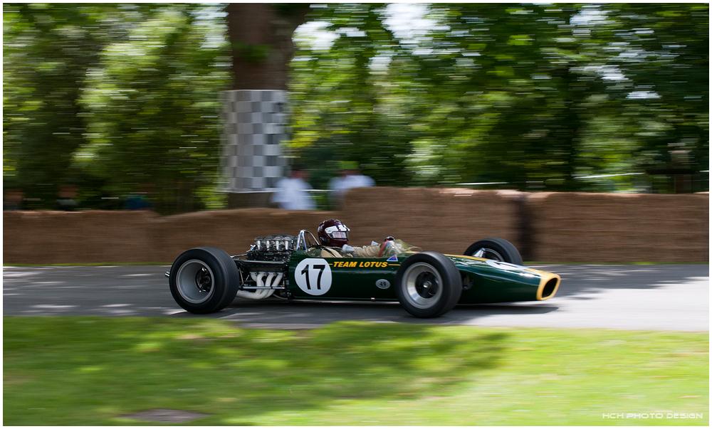 FoS 2012 / Lotus Cosworth 49